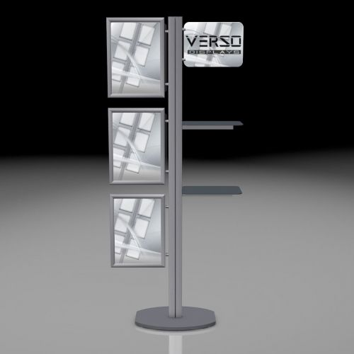 VESRO Display for posters and product placement