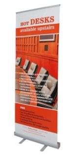 Roll Up Classic 80x200 cm with print