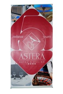 Banner Lite 100x200 cm, with print
