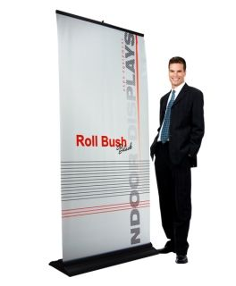 Roll Up Bush 85x200 cm