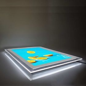 LED Crystal Frame