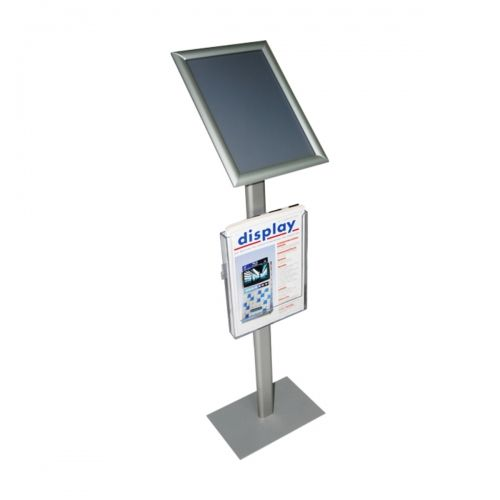 Info Display A4/А3 with brochure holder A4