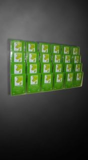 Walldisplay with brochure holders  24 х A5