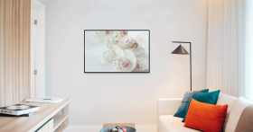 Wall Art Orchid