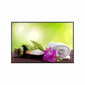 Set of 2 artframes with spa motiv